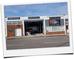 Our workshops in Great Yarmouth